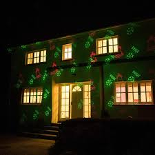 christmas projection lights christow christmas pattern laser projector this is it stores uk