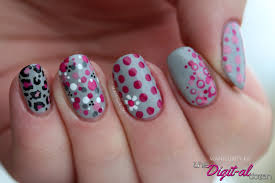 nail art using dotting tool nail art designs