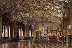palace interiors interiors of the winter palace the gold drawing room alexander