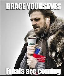 Meme Of The Week - 54 memes for finals week finals week meme and finals