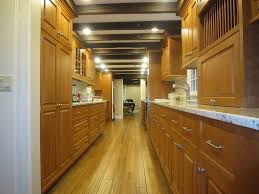 Galley Kitchen Ideas Makeovers - kitchen sp0121 rx modern brown examplary image together with