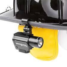 best helmet mounted light nsp 4650b firefighter helmet mount dual light flashlight