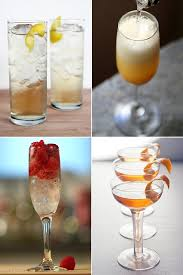 French Cocktail Party - champagne cocktail recipes popsugar home australia