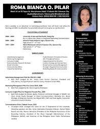 Sample Job Application Resume Cvs Resume Example Resume For Job Application Format 93example Of