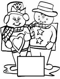 christian images in my treasure box home drawn snowmen and women
