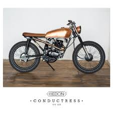 honda cg foundry motorcycle the hedon conductress honda cg125