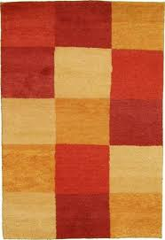 Colorful Modern Rugs Warm Colored Gabbeh Rugs Contemporary Lifestyles Pinterest
