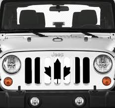 Rugged Ridge Grille Inserts Jeep Jk Canada Eh Black Jeep Grille Insert Dirty Acres U2013 Jeep World