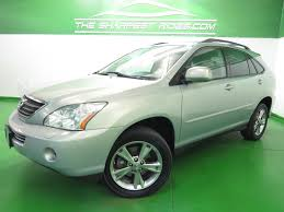 lexus rx 400h review 2007 showroom at the sharpest rides affordable used cars for sale denver