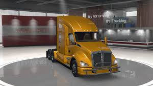 kenworth truck cost american truck simulator kenworth t680 customization youtube