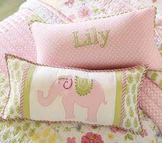 Nursery Decorative Pillows Orange Fox Pillow Decoration Handmade Applique Fox Cushion On Eco