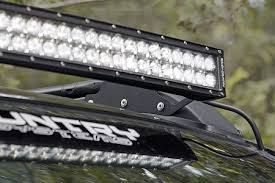 toyota tacoma light bar roof mount rou 70543 rough country 05 15 tacoma toyota 40in curved led light