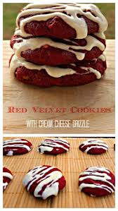 red velvet christmas cookies christmas lights decoration