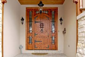Wood Exterior Doors For Sale Rustic Exterior Doors Tuscany Entry Doors Mediterranean Wood
