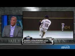 The Doc And Darryl Mets - darryl strawberry stops by sny to talk doc and darryl youtube