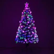 homcom 5 fiber optic led light up tree sears marketplace