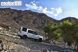 land rover lr4 off road land rover lr4 black pack u2013 review motoring middle east car