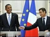 Sarkozy diz ter tido conversa apaixonante com Obama