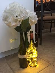 wine bottle centerpieces wine bottle centerpieces the knot