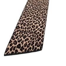 Leopard Runner Rug Koeckritz Indoor Outdoor Area Rug Carpet 9 12