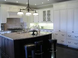 White Kitchen Black Island White Kitchen Dark Island Kitchen Ideas Pinterest Kitchens