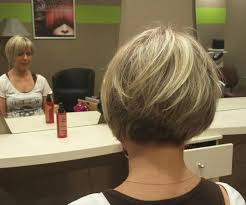 short layered hairstyles with short at nape of neck short bob on fine hair graduated tightly to a very short nape