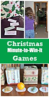12 minute to win it for adults and