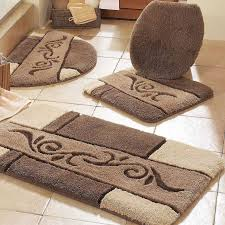 Thin Bathroom Rugs Bathroom Unique Bath Mats For Your Design Ideas With 2
