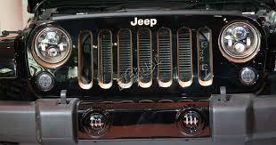 Jk Led Fog Lights Jeep Wrangler Rubicon Jk Tj Lj Cj 30w Led Fog Light High Power