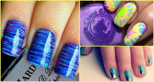 17 easy and cool step by step nail art tutorials womentriangle