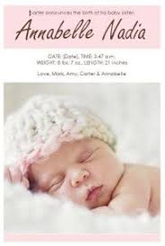 free birth announcement template for photographers photoshop