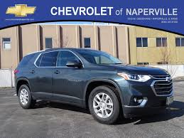 chevrolet traverse 7 seater new 2018 chevrolet traverse lt cloth sport utility in naperville