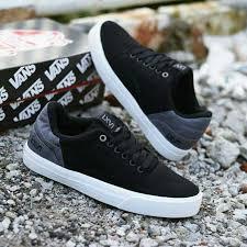 Sepatu Vans sepatu vans wanita lxvi hitam biru vw 002 omsepatu