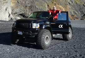 jeep water grönlandsresor super jeep adventure