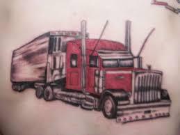 tractor trailer tattoo designs kenworth tattoo tattoos that i
