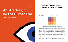 design free ebooks free ebook web ui design for the human eye colors space contrast
