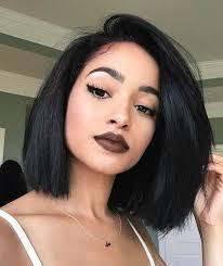 black layered crown hair styles cute bob on imkaylaphillips voiceofhair voiceofhair com