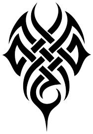 tribal shoulder tattoos 1f jpg 450 644 tribal designs
