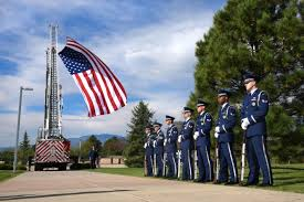 911 Flag Photo Colorado Springs Pays Tribute To Lives Lost On 9 11 U003e Air Force