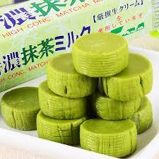 Teh Matcha gratis pengiriman permen matcha 1 pack 50 grams rasa teh hijau