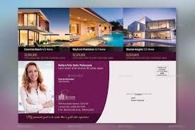 real estate eddm flyer template by godserv2 graphicriver
