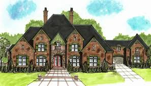 house plans with porte cochere one story house plans porte cochere luxury european house plan