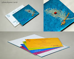 peacock theme satin cloth wedding card design rb 1234 firozi