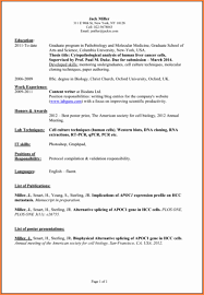 41 unique pictures of sample resume computer science resume