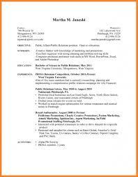 Bio Resume Sample Curriculum Vitae Sample Pdf Foto Nakal Co