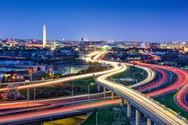 Washington Dc Traffic Map by The Beautiful Side Of D C Traffic In 6 Photos Curbed Dc