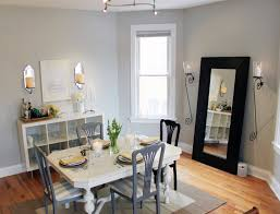 large decorative mirrors for dining room photos hgtv traditional