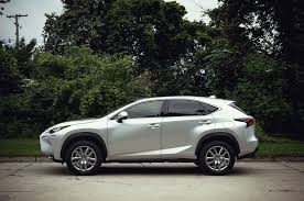 lexus nx 2018 vs 2017 2015 lexus nx 300h around the block