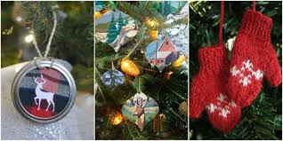 season singular ornaments with pictures