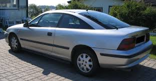 opel calibra turbo 1994 opel calibra related infomation specifications weili
